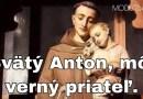Na slovíčko sv. Anton..pouč ma svojimi zázrakmi