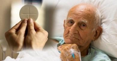 Svedectvo o moci Eucharistie. Muž uzdravený z rakoviny