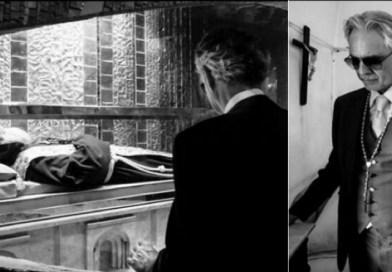 """Andrea Bocelli o Pátrovi Piovi: """"Vždy som cítil jeho ochranu"""""""