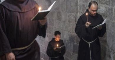 Traja mnísi a diabol