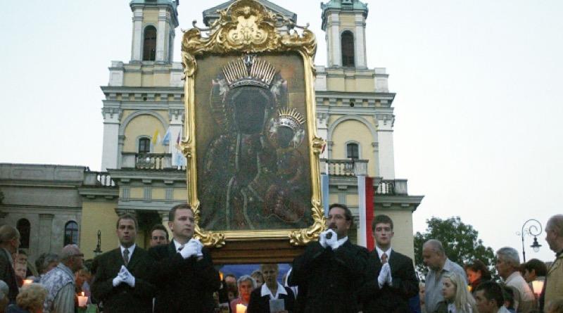 Zázrak plačúceho obrazu Panny Márie