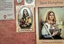 Novéna k sv. Dymphne, patrónke ľudí trpiacich duševným trápením