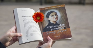 Nová kniha o sv. Gemme Galgani