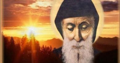 Sv. Šarbel a jeho varovanie pred diablom