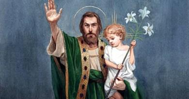 Ďakujem ti, svätý Jozef, za tvoj mocný príhovor!