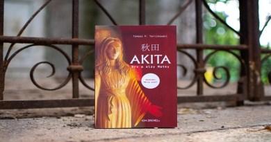 Kniha: Akita, krv a slzy Matky