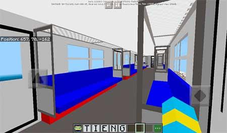 Philippine National Railway mcpe 1