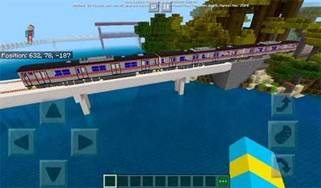 Philippine National Railway mcpe 3