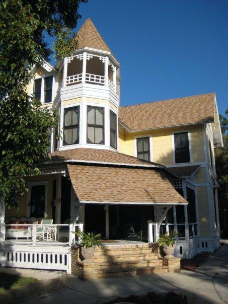 My grandmother's home in Tarpon Springs, FL