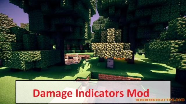 Damage Indicators Mod