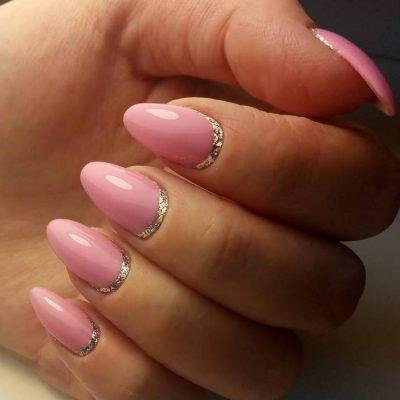 дизайн ногтей с лунками фото 6