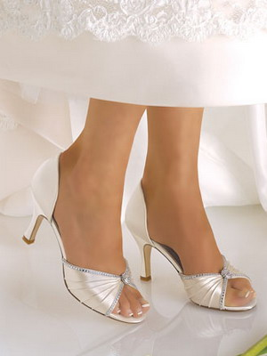 Wedding shoes 2018 year and their photos 3