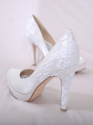 Wedding shoes 2018 year and their photos 4