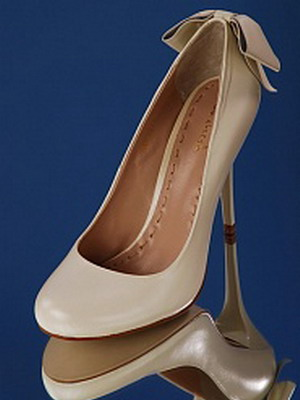 Wedding shoes 2018 year and their photos 15
