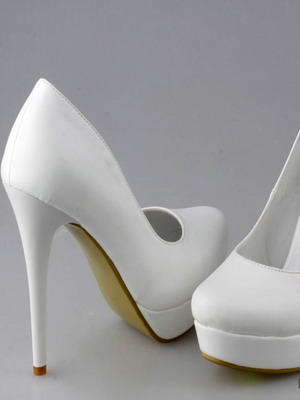 Wedding shoes 2018 year and their photos 20