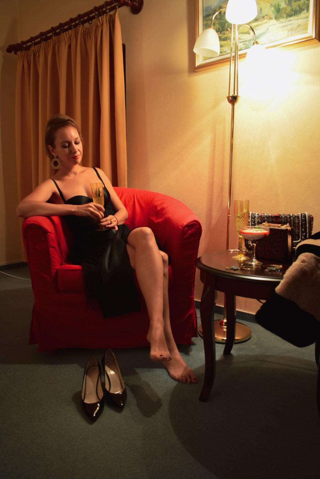 Ako na second hand nakupy Modny tucet sukna bazar hotel Lev Levoča