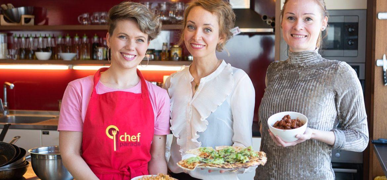 Rakovina prsníka OZ Amazonky Módny tucet Chefparade