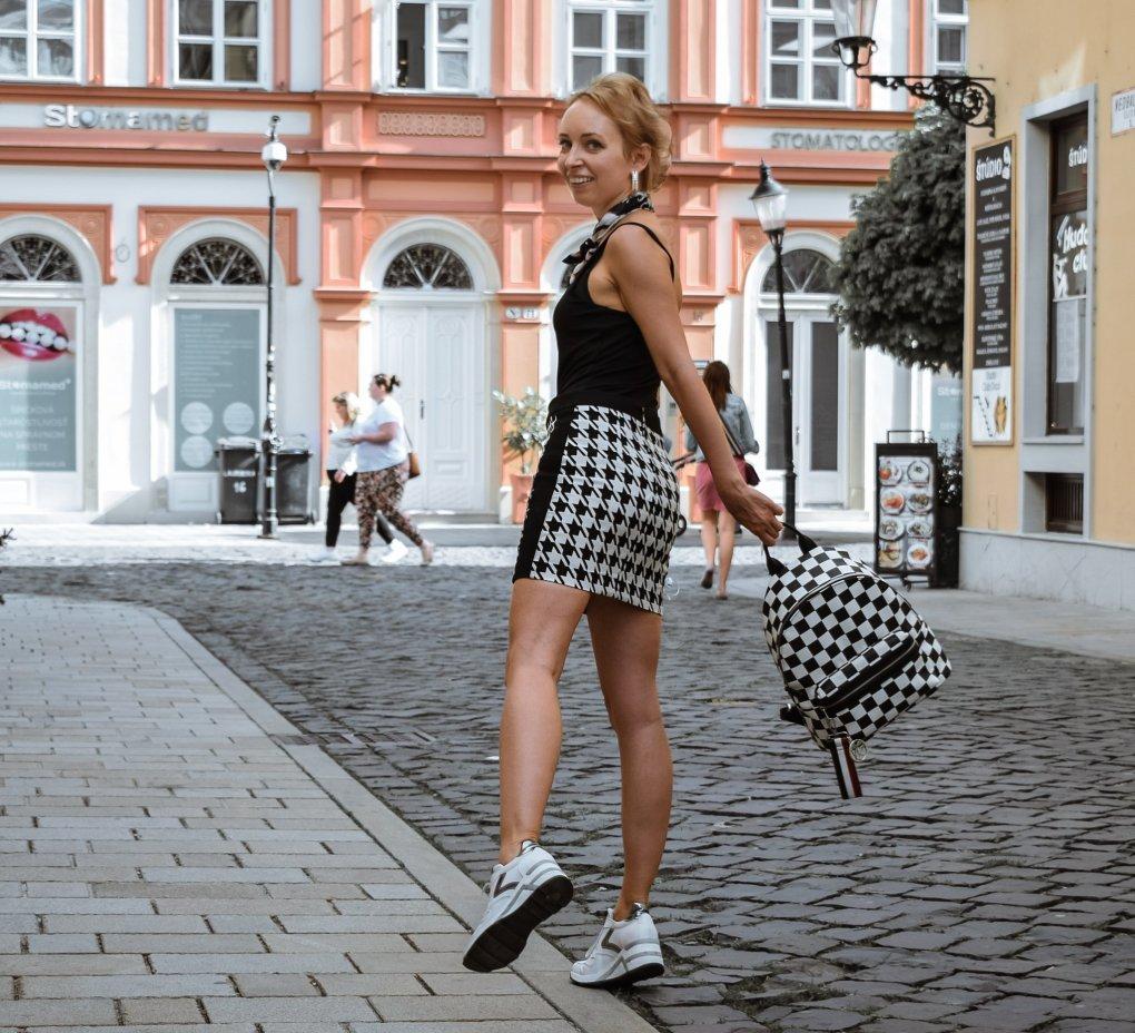 Podcast slovensky blog blogerka Modny tucet Misa Svarova