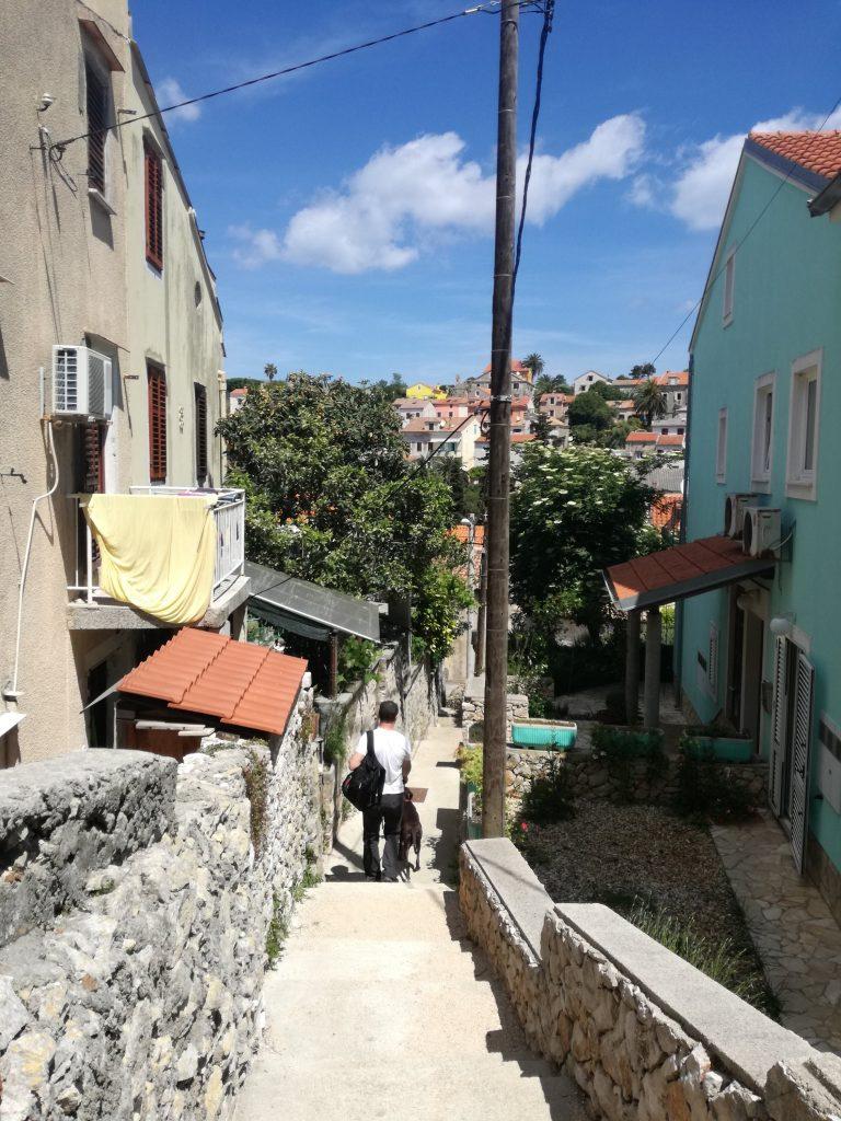 Chorvatsko jar dovolenka mali losinj