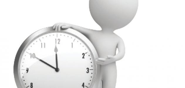 موضوع تعبير عن تنظيم الوقت موضوع