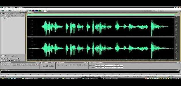 تسجيل الصوت على الكمبيوتر موضوع
