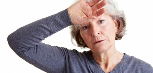 ما هي علامات سن اليأس عند المرأة موضوع