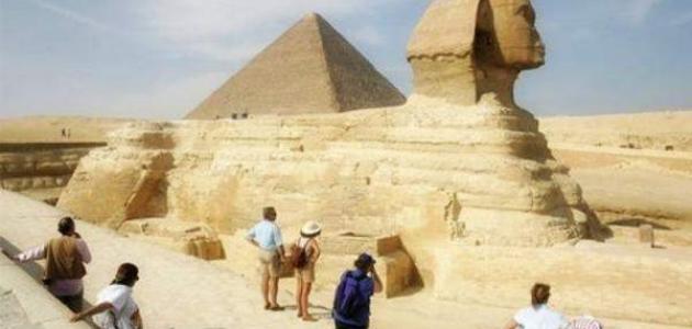 مقال عن أهمية السياحة في مصر موضوع