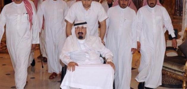 كم عدد أولاد الملك عبد الله بن عبد العزيز موضوع