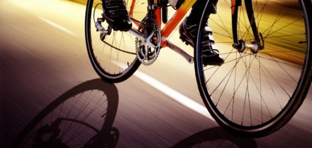فوائد تمرين الدراجة الهوائية موضوع