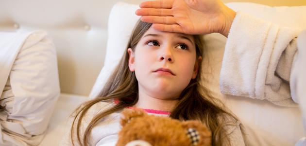 أعراض نقص الغدة الدرقية عند الأطفال موضوع
