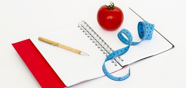 طريقة حساب السعرات الحرارية التي يحتاجها الجسم لانقاص الوزن