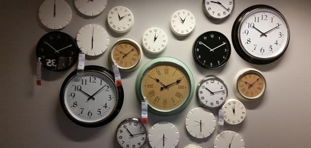موضوع عن اهمية تنظيم الوقت للصف السادس