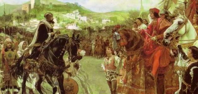 مراحل الفتح الإسلامي لبلاد المغرب موضوع