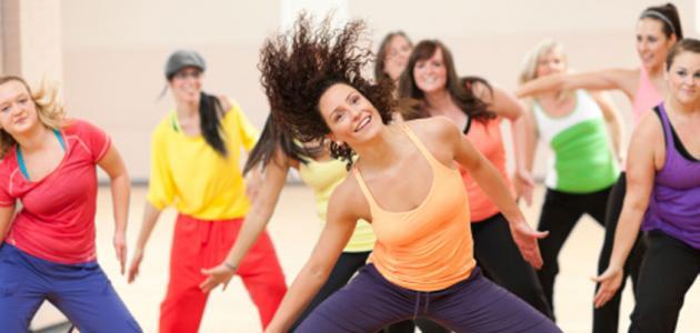 فوائد الرقص للتخسيس موضوع
