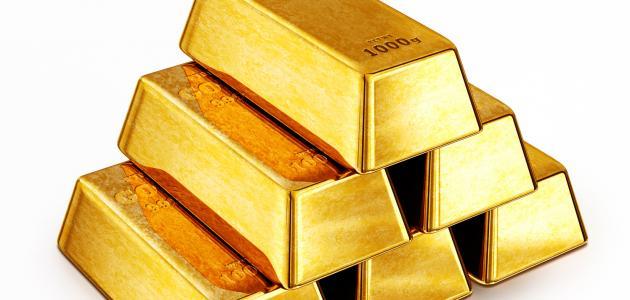 تفسير رؤية الذهب في الحلم موضوع