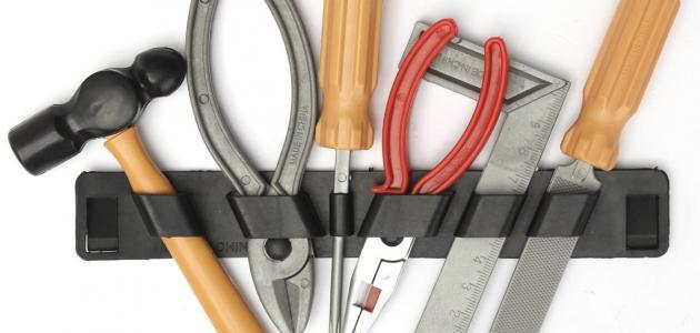 أدوات البناء موضوع