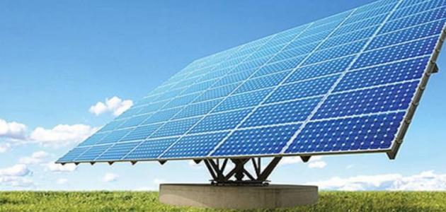 فوائد الطاقة الشمسية موضوع