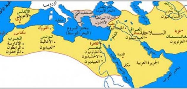 حدود الدولة العثمانية