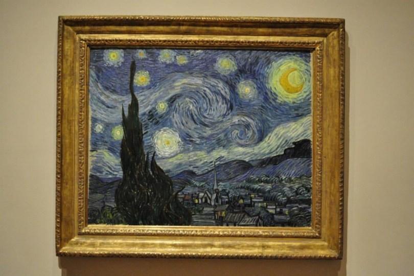 MoMA, Van Gogh - Noite estrelada