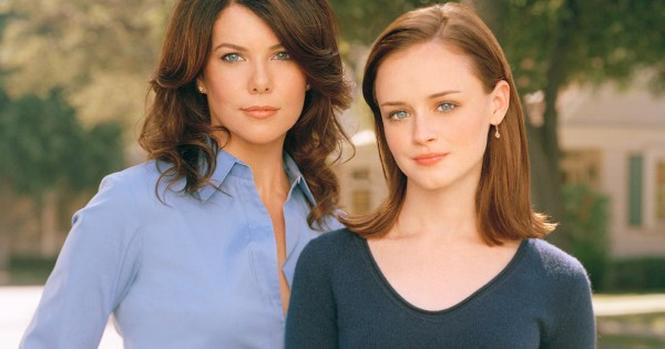 Gilmore Girls cover