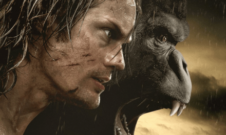 Llega el trailer de The Legend of Tarzan
