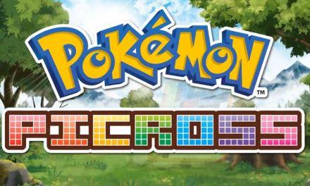 Pokémon Picross: ¡Diviértete resolviendo puzzles Pokémon!