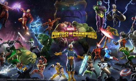 Jessica Jones y Daredevil en Marvel: Contest of Champions