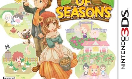 Más detalles del 20 aniversario de Harvest Moon
