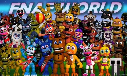 Five Nights at Freddy's World es retirado de Steam