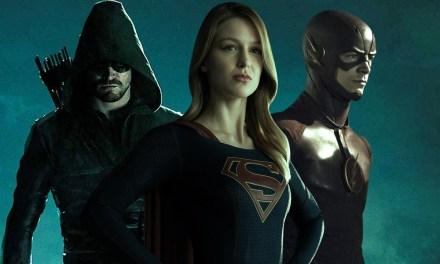 Solo queda un mes para planear un crossover entre Flarrow y Supergirl