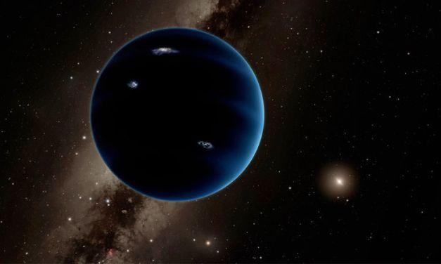 ¿Un nuevo noveno planeta?
