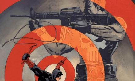 Cómic crossover de Daredevil/Punisher saldrá este mayo