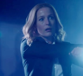 scully x files