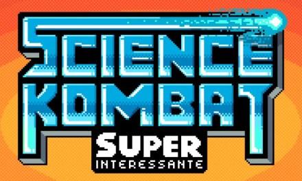 Science Kombat: Lucha con tus genios favoritos